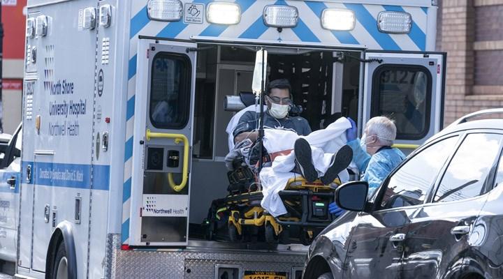 """""""ABD'de Covid-19 ölümleri resmi sayılardan yüzde 28 daha yüksek olabilir"""""""