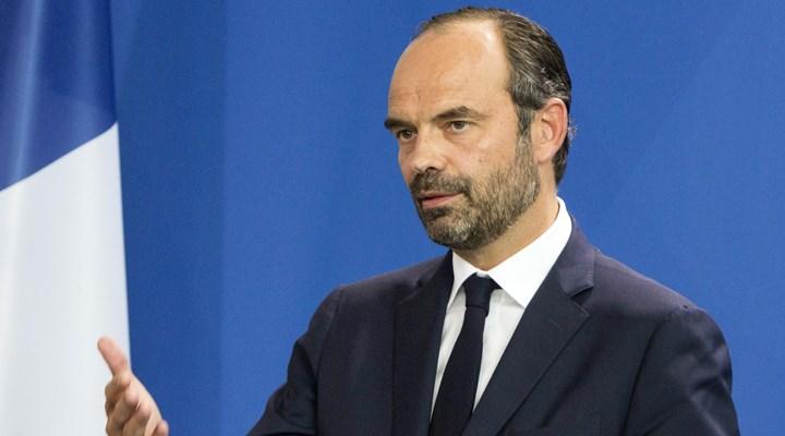 Fransa Başbakanı Edouard Philippe istifa etti