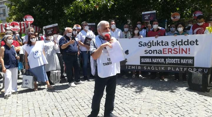 İzmir Tabip Odası seçime gidiyor: Odalara sahip çıkmak demokrasiye sahip çıkmak demektir