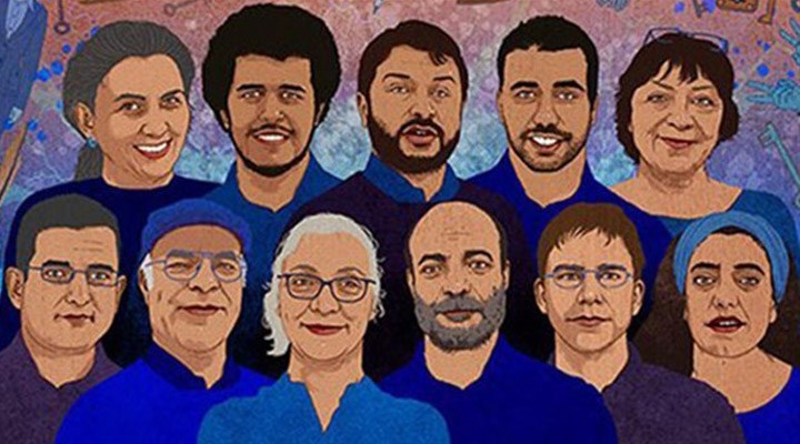 Uluslararası Af Örgütü'nden 'Büyükada Davası'nda çıkan karara tepki