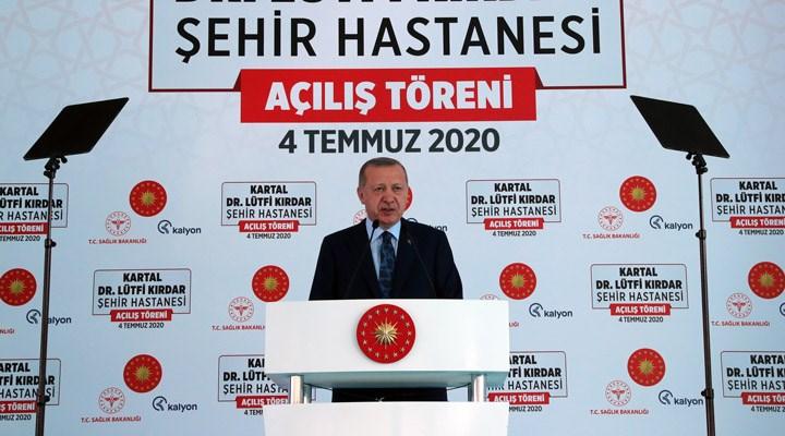 Erdoğan: Asker uğurlama derken arkadaşınızı zehirliyorsunuz