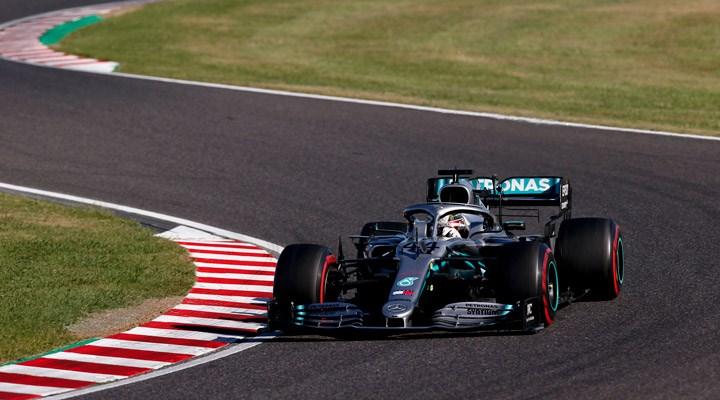 Formula 1'de sezonun ilk pole pozisyonu Bottas'ın
