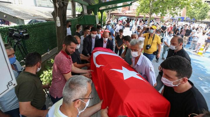 Sakarya'daki patlamada hayatını kaybeden 2 işçi toprağa verildi