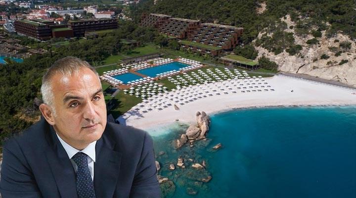 Bakan Ersoy'un otelinden mermer tozu çıktı, CHP'li Özer sordu: Bakanlığınız otelinizi denetleyecek mi?