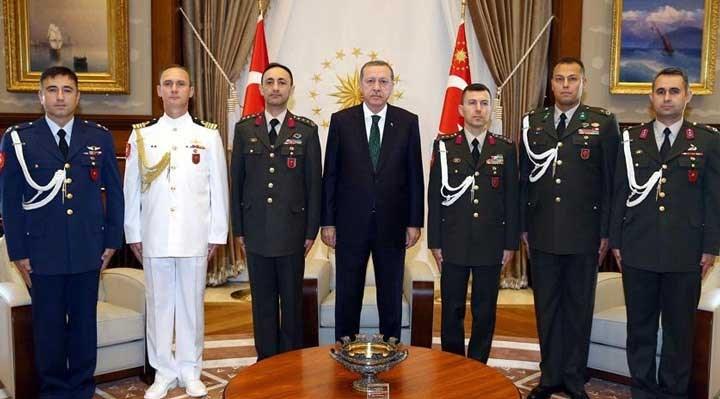15 Temmuz'da Erdoğan'ın yerini söyleyen 3 yaver tahliye edildi