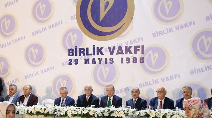 Adalet Bakanı, 'Birlik Vakfı gönüldaşıdır' notlu torpil iddialarına yanıt vermedi: Özel yaşam!