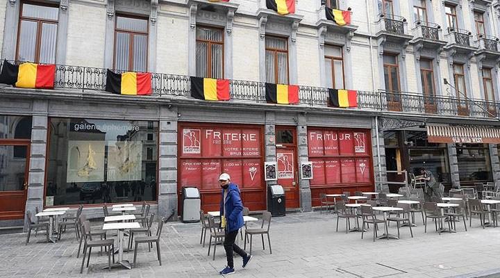 Belçika'da vaka sayısı 62 bini aştı: Riskli ülkeler için karantina kararı