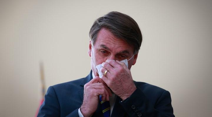 Brezilya Devlet Başkanı Jair Bolsonaro'da Covid-19 tespit edildi
