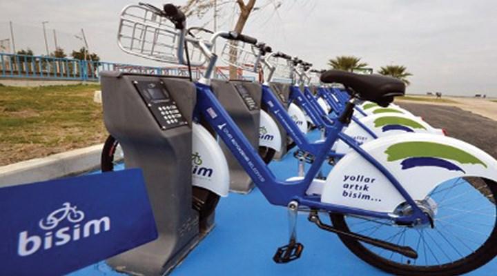 """İzmir'in hedefi """"Her yere bisikletle ulaşım"""""""