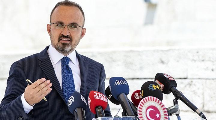 AKP'li Turan: Sosyal medya düzenlemesi Türkiye'nin egemenliğini göstereceği bir düzenleme olacak