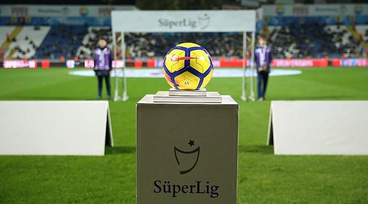 Süper Lig'de yeni sezon 12 Eylül'de başlayacak