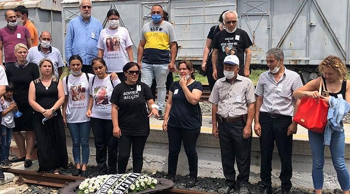 Çorlu Tren Faciası'nda yitirilenler anıldı: Adalet raylar altında kalmasın!