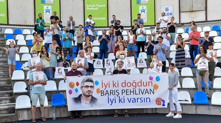 Barış Pehlivan'ın 37'nci yaş gününde dostlarından kutlama