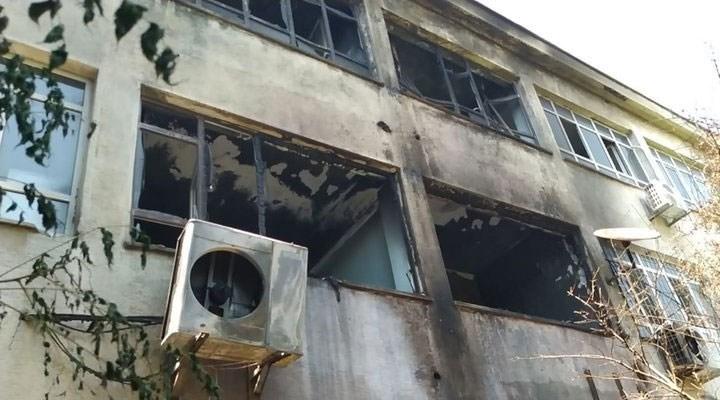 Dezenfektan üretilen okuldaki patlamada yaralanan öğretmen hayatını kaybetti