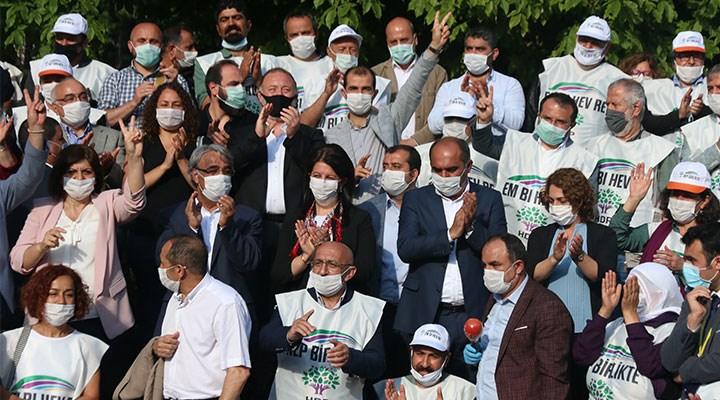 HDP, demokrasi için bir araya gelecek