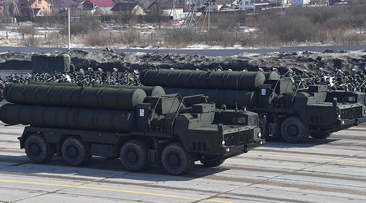 S-400 sistemlerinin Türkiye'de Amerikan savaş uçaklarına karşı test edildiği iddia edildi