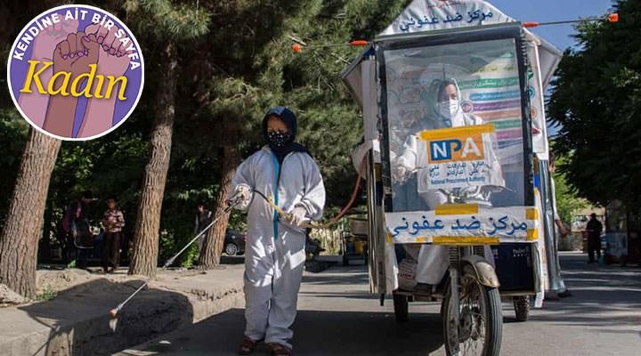 Afgan kadınlar tabuları yıkıyor