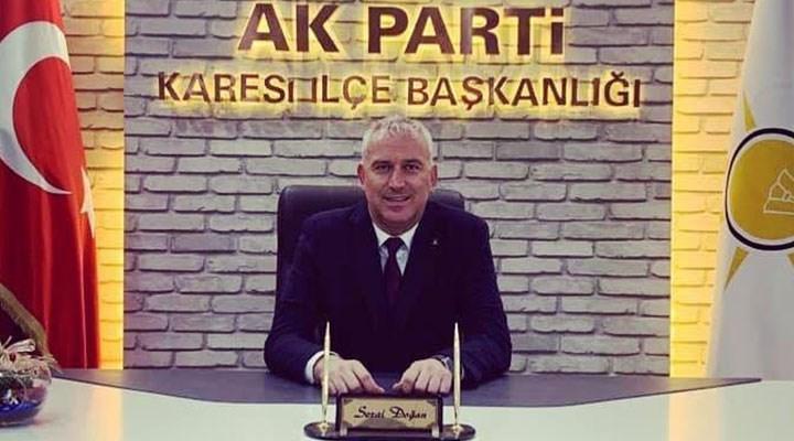 """AKP'deki istifaların perde arkası ortaya çıktı: """"Görevden genel merkezin isteği ile ayrıldım"""""""