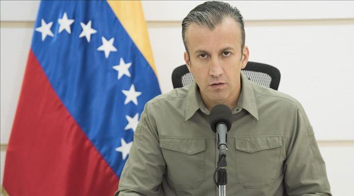 Venezuela Devlet Başkan Yardımcısı El Aissami'de koronavirüs tespit edildi