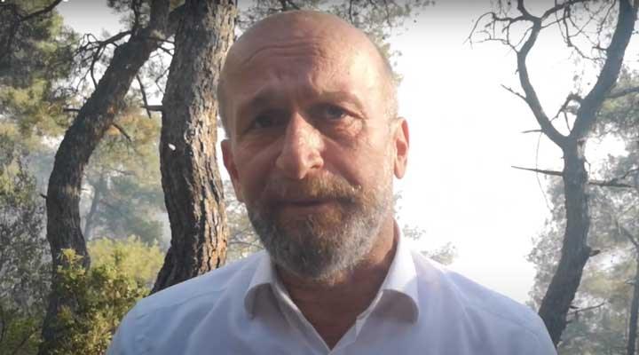 Erdem Gül'den Heybeliada açıklaması: Bir haftada 3 yangın, ateşle oynanıyor