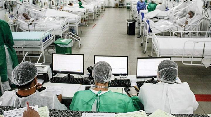 Vaka sayısı artıyor: Hastanelerde yer kalmadı