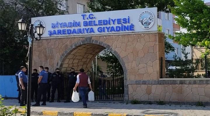 Ağrı Diyadin Belediyesi Eş Başkanı Betül Yaşar gözaltına alındı