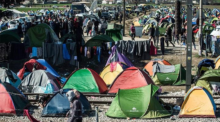 Göçmen kamplarında durum kötüleşiyor
