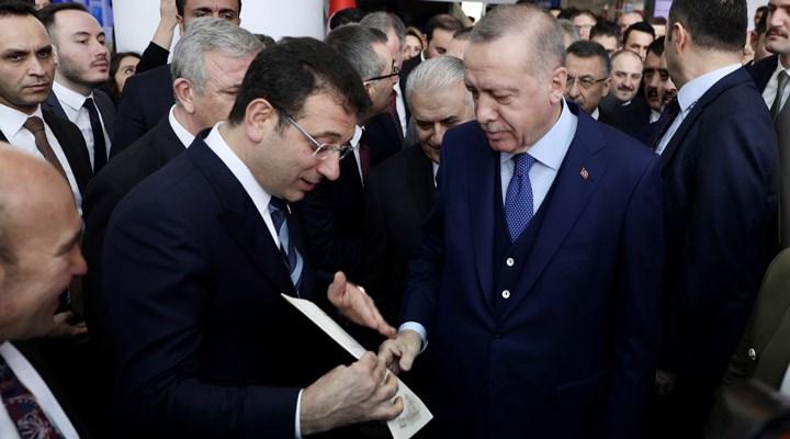 İmamoğlu, Erdoğan dışındaki bütün liderlerden 'Kanal İstanbul' için randevu istedi