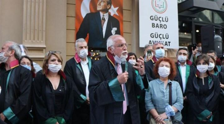 İstanbul Barosu Başkanı Durakoğlu: Barolar kurulmadan yürütme durdurulmalı