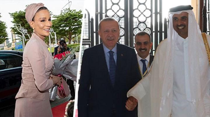 Katar Emiri'nin annesinin 'şansı': Kanal İstanbul'dan aldığı tarla, turizm+ticaret alanına 'dönüştü!'