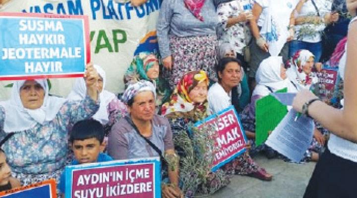 Aydın'daki JES'ler için komisyon talebi