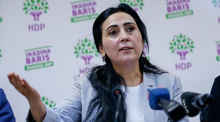Figen Yüksekdağ'ın tutukluluğuna devam kararı verildi