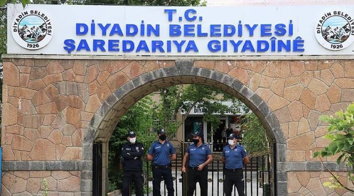 HDP'li Diyadin Belediyesi'ne kayyım atandı