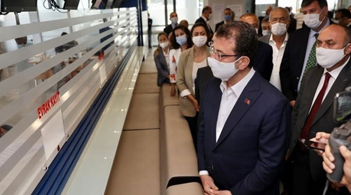 İmamoğlu, Kanal İstanbul'a ikinci itirazını yaptı: Bu İstanbul'un kurtulma mücadelesidir!