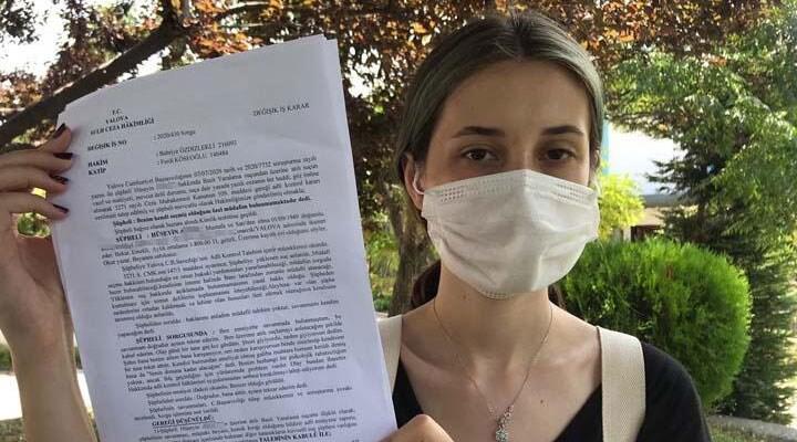 Şort giydiği için saldırıya maruz bırakılan genç kadın: Çığlık atarak kurtuldum