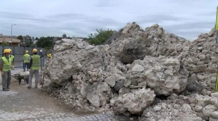 """İstanbul surlarında 20 burç ağır hasar altında: """"Acil müdahale gerekiyor"""""""