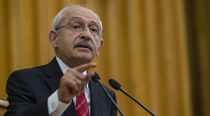 Kılıçdaroğlu: FETÖ'nün, devletin kılcal damarlarına girmesine göz yumanları unutmayacağız