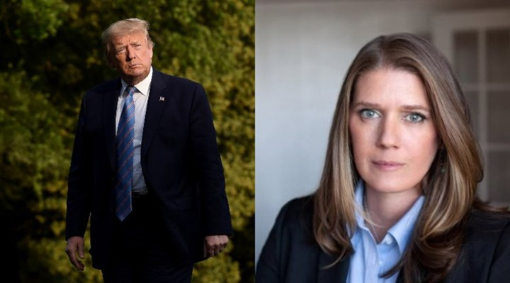 Mary Trump'tan amcası Donald Trump'a tavsiye: İstifa et!