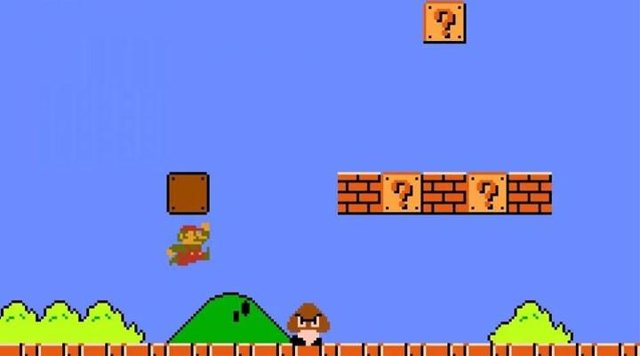 Süper Mario rekor fiyata satıldı