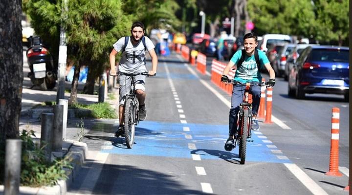 BİSİM istasyonlarının sayısı artıyor: İzmir'e 100 bisiklet daha geliyor