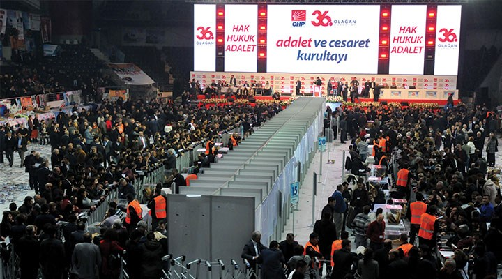 "CHP Kurultayı'na doğru: ""Seçilmişler aday olmasın"""