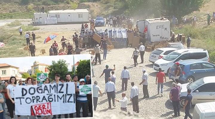 Salihli'de mücadele edenler kazandı, 'ÇED gerekli değildir' kararı iptal edildi