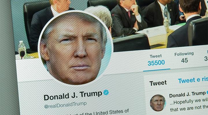 Linkin Park şikayet etti, Twitter Trump'ın paylaşımını kaldırdı