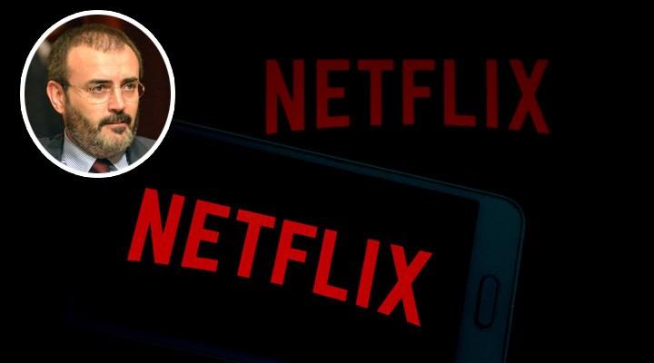 AKP'den Netflix açıklaması: Türkiye'den gitmeyi neden düşünsünler?
