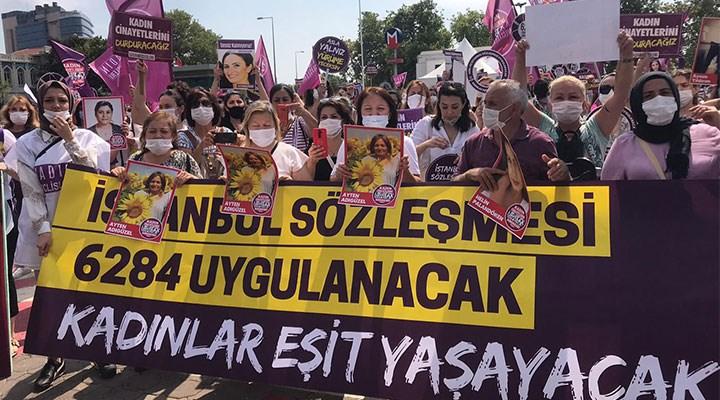 İstanbul Sözleşmesi'ne elinizi süremezsiniz!