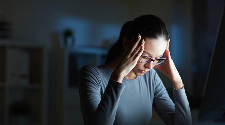 Stresin nedeni gelecek kaygısı!