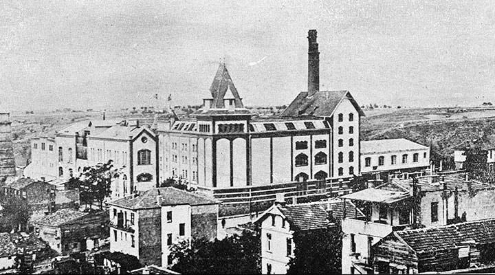 Bomonti bira fabrikası yıkılırken: Endüstriyel miras kimlik, bellek ve kent!