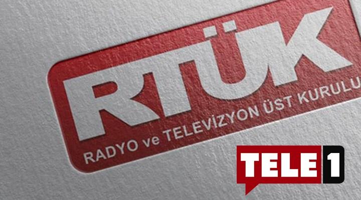 TELE 1'e 'ekran karartma' cezasının yürütmesi durduruldu