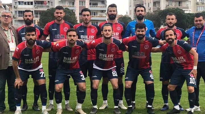 Bergama Belediyespor'un şampiyonluğu beğenilmedi, kutlama yok!