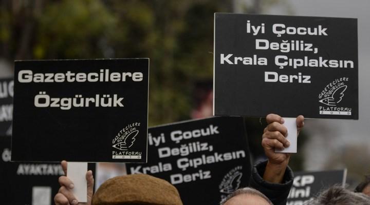 CHP'den basın raporu: 17 yılda 721 gazeteci tutuklandı